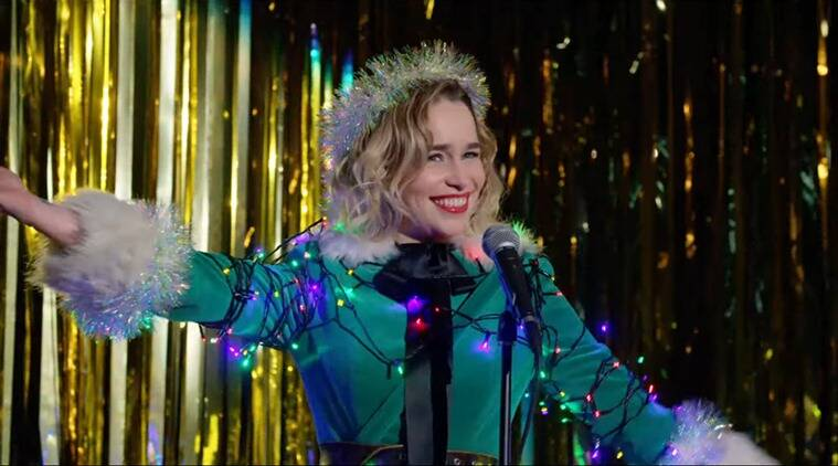 Last Christmas trailer: Emilia Clarke is back with an old school rom-com