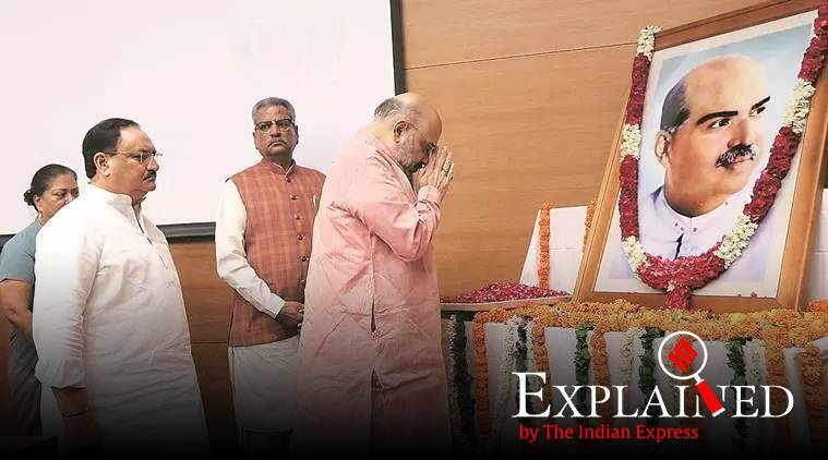 kashmir, Article 370 scrapped, Jammu and Kashmir, Jammu kashmir division, syama prasad mookherjee, BJP, Amit Shah, kashmir article 370, Article 370, Kashmir, Kashmir special status, Jammu and Kashmir Reorganisation Bill, Express Explained