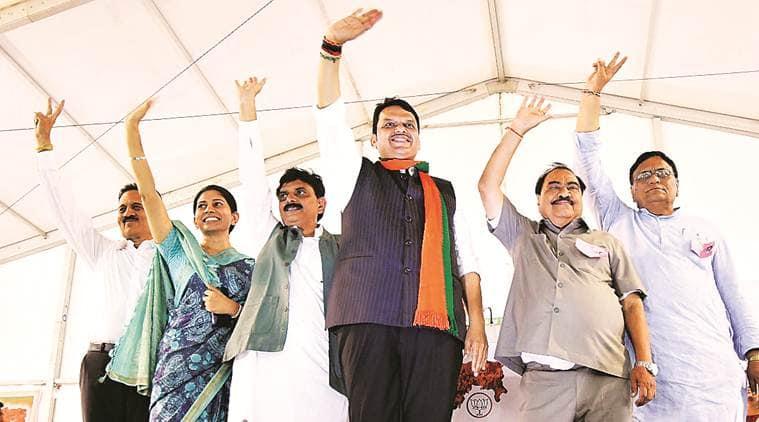 Mahajanadesh Yatra Consolidate party's prospects in north Maharashtra: CM's message to cadre