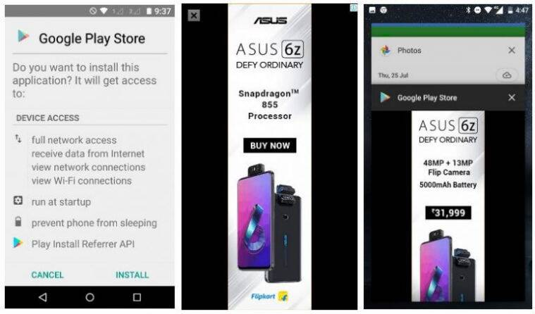 27 Android gaming apps found installing fake Google Play