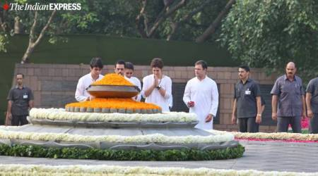 rajiv gandhi, rajiv gandhi birth anniversary, rajiv gandhi 75th birth anniversary, rajiv gandhi birth anniversary photos, congress, who was rajiv gandhi, rajiv gandhi former pm, indian express