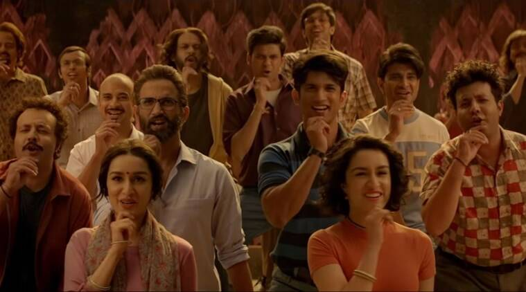 Chhichhore song Fikar Not: Sushant-Shraddha ask you to forget your worries