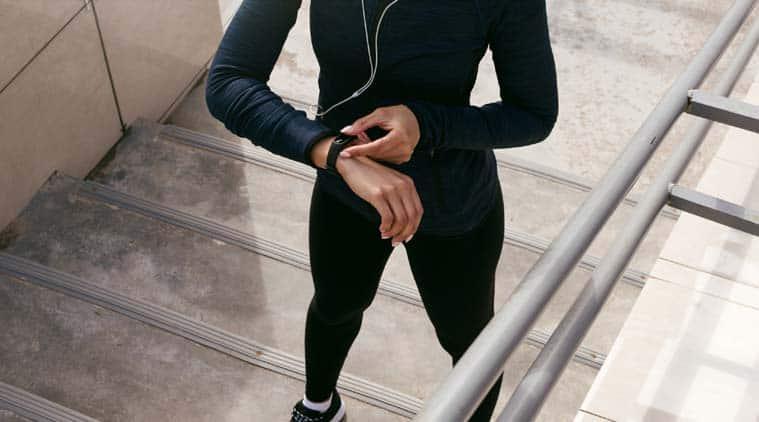 Fitness trackers, Mi Band 3, Mi Band 4, Fitness tracker under Rs 3000, Galaxy Fit e, Galaxy Fit e tracker, Garmin fitness trackers, Apple, Apple Watch 3, Apple Watch vs Samsung Watch