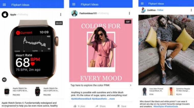Flipkart Ideas launched, will help consumers with their daily shopping needs