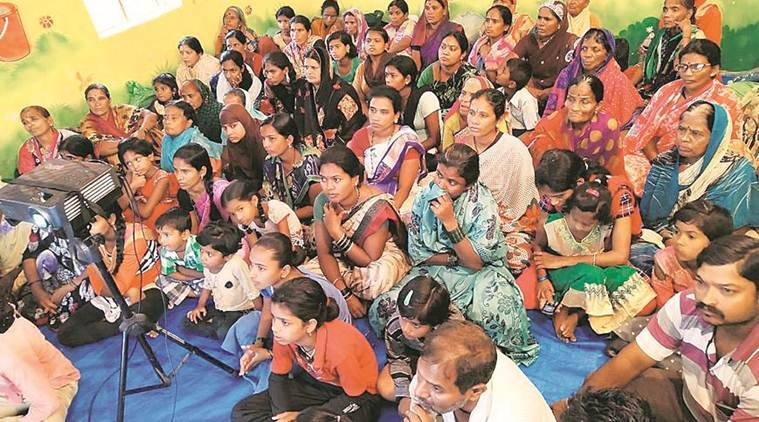 Sangli and Miraj: Homeless and depressed, flood-hit undergo counselling