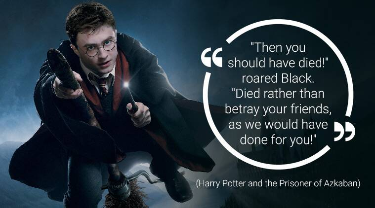 Friendship Day 2019: Here are 10 quotes from Harry Potter and friends