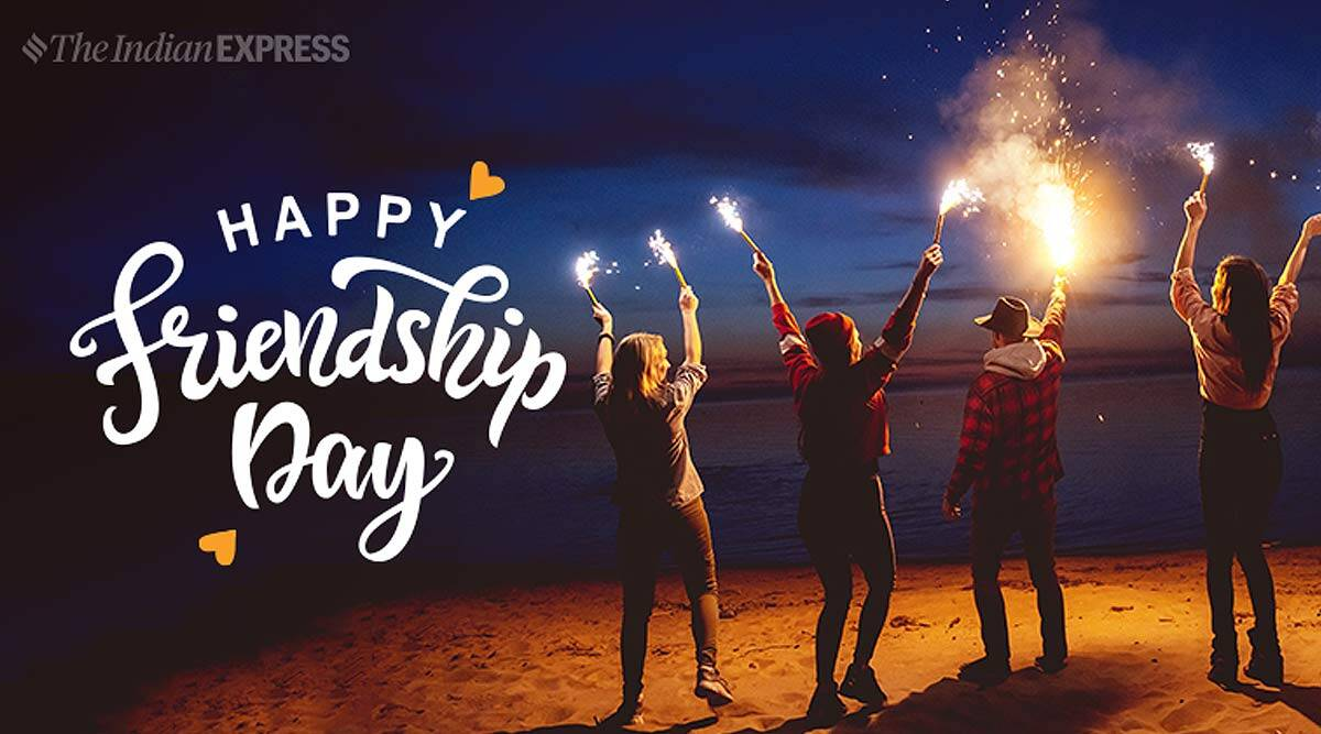 Happy Friendship Day 2020 Wishes Images Quotes Status Messages Hd Wallpapers Photos Download And Send These Wishes To Your Friends