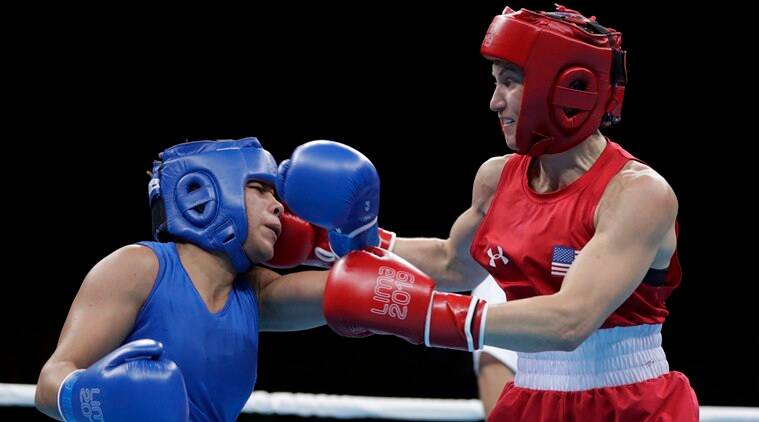 vUS Olympic boxer, boxer Virginia Fuchs, boxer Virginia Fuchs doping violation, doping caused by sex, boxer Virginia Fuchs walks free of doping charges