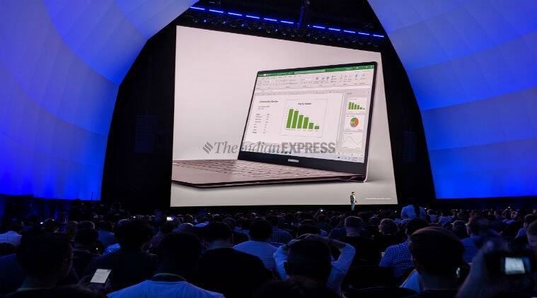 Samsung's Galaxy Book S comes with the Snapdragon 8cx chip