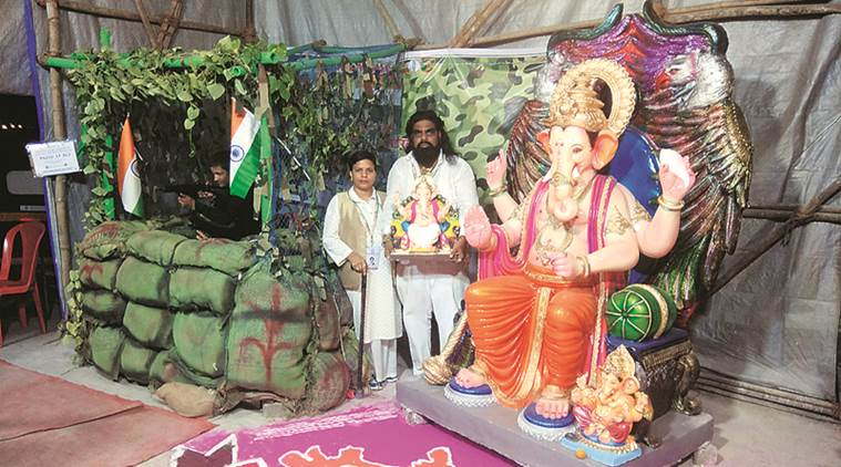 From Mumbai, 'Border cha Raja' heads for temple in Poonch
