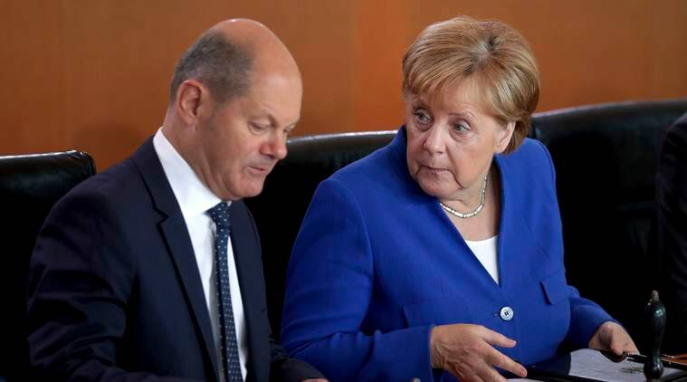 Does Germany need a stimulus package to cope with recession?