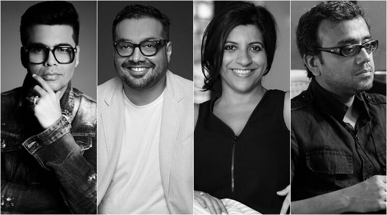 Karan Johar, Anurag Kashyap, Zoya Akhtar, Dibaker Banerjee team up for Netflix original Ghost Stories