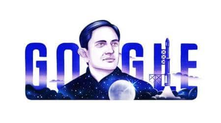 Google Doodle celebrates 100th anniversary of ISRO founder Vikram Sarabhai