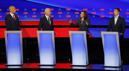 Democrats squabble over health care in second night of debate