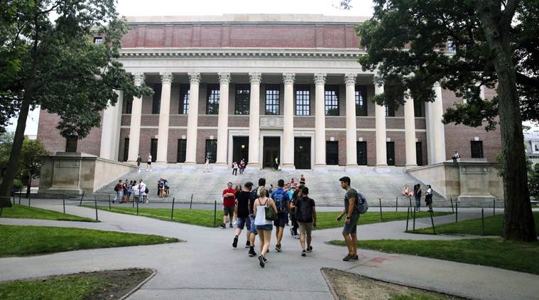 palestine student not allowed in US, Ismail Ajjawi, palestine student of harvard university, harvard university freshman not allowed in US, world news, Indian Express