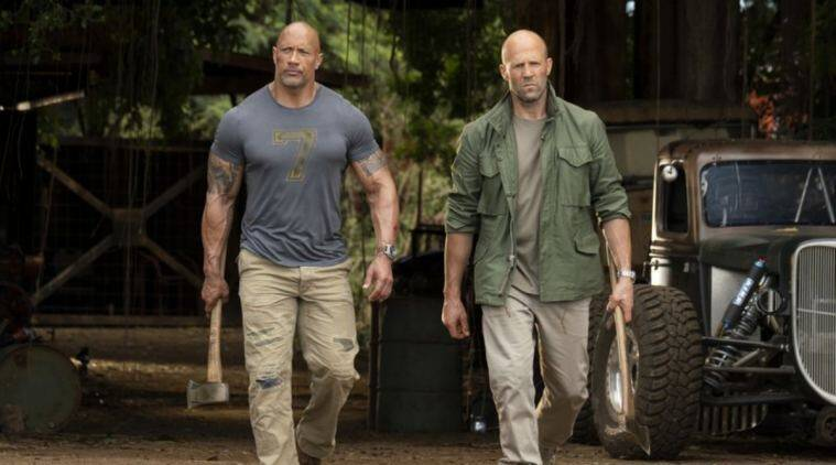 Hobbs and Shaw Fast and Furious