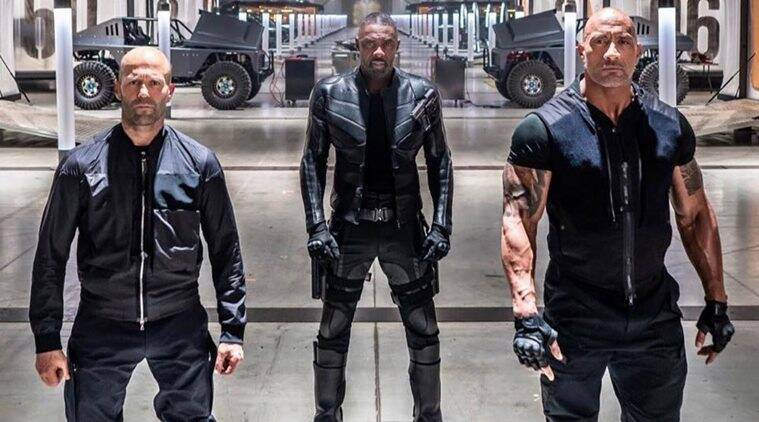 Hobbs and Shaw box office collection: Dwayne Johnson and Jason Statham starrer earns Rs 42.90 crore