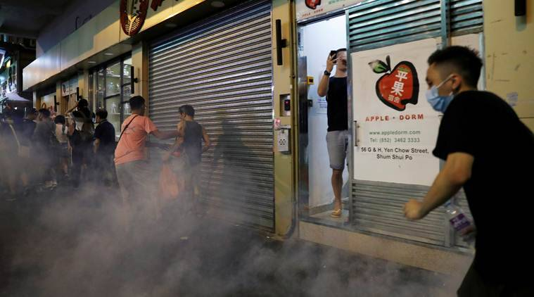 hong kong protests, hong kong violence, hong kong tension, hong kong protest arrests
