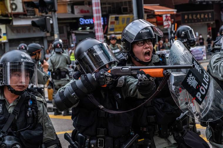 hong kong protests, chinese government, Cathay Pacific Airways, hong kong democratic protests, world news