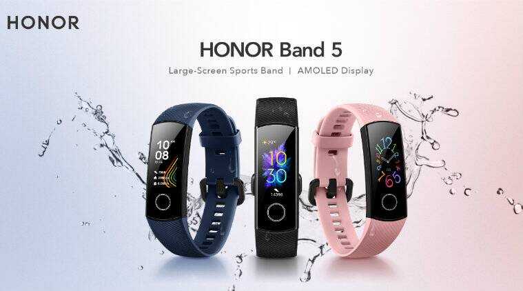 Honor, Honor Band 5, Honor Band 5 fitness band, Honor Band 5 launched, Honor Band 5 price