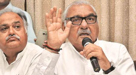 bhupinder hooda bail, pmla court, motilal vohra bail, pre-arrest bail, money laundering case, haryana news, former haryana cm, indian express