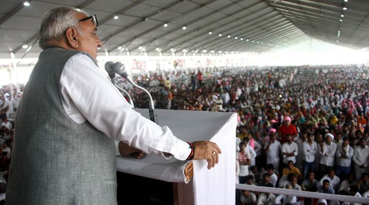 bs hooda on congress party, bs hooda to quit congress, bs hooda challenges congress, haryana elections, article 370, jammu and kashmir
