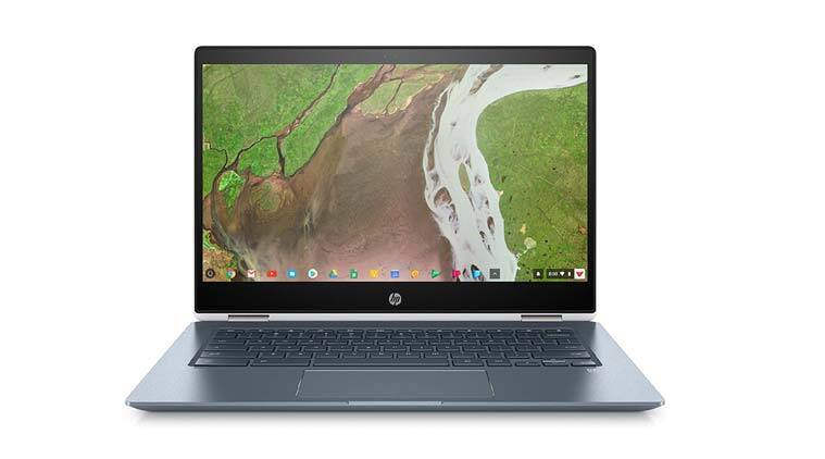 HP Chromebook x360 announced for India: Price, specifications