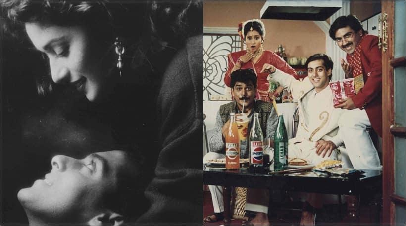 Years of Hum Aapke Hain Koun: Madhuri Dixit Recreates Gulel Moment