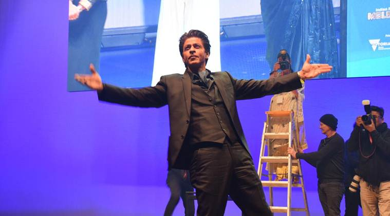 shah rukh khan at iffm 2019