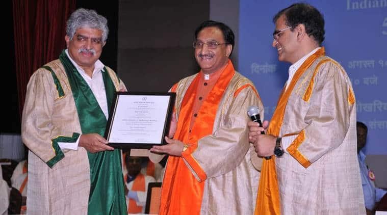 IIT, Indian Institute of Technology, Indian Institute of Technology Bombay, IIT Bombay, IIT Bombay Convocation, HRD Minister, Ramesh Pokhriyal 'Nishank'