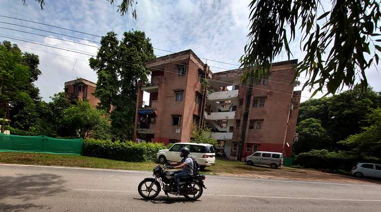 iit delhi, iit delhi hostels EWS quota, OYO rooms, oyo co-living, reservation system in india, college admissions, education news