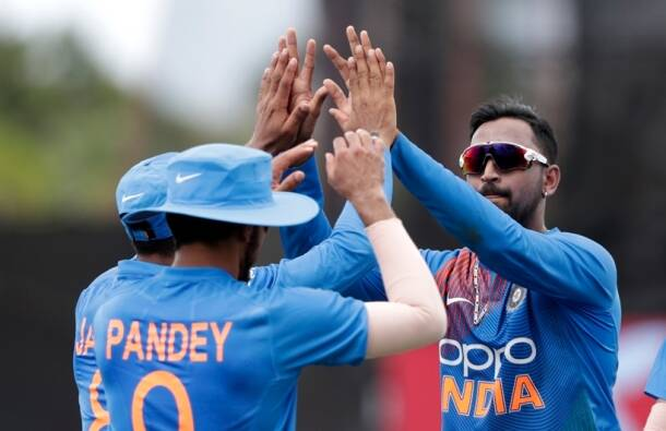 India take unassailable 2-0 lead against West Indies