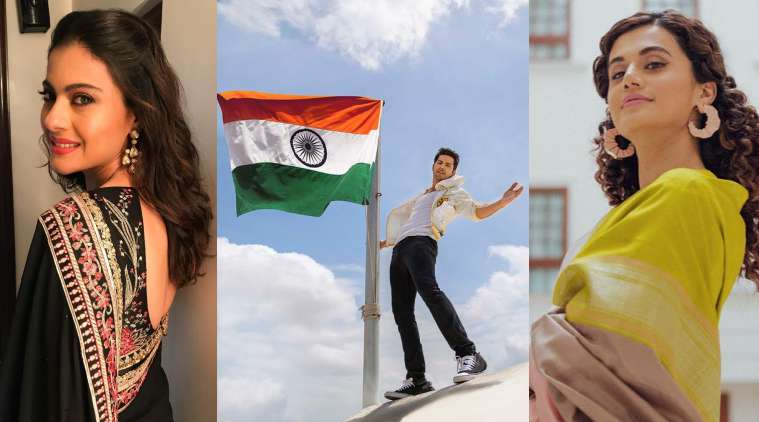 Independence Day 2019: Taapsee Pannu, Allu Arjun and Pankaj Tripathi and others wish fans