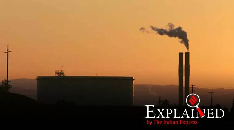 India sulfur dioxide emissions, NASA India sulfur dioxide emissions, India largest SO2 emitter in world, Toxic sulphur dioxide norms, express explained