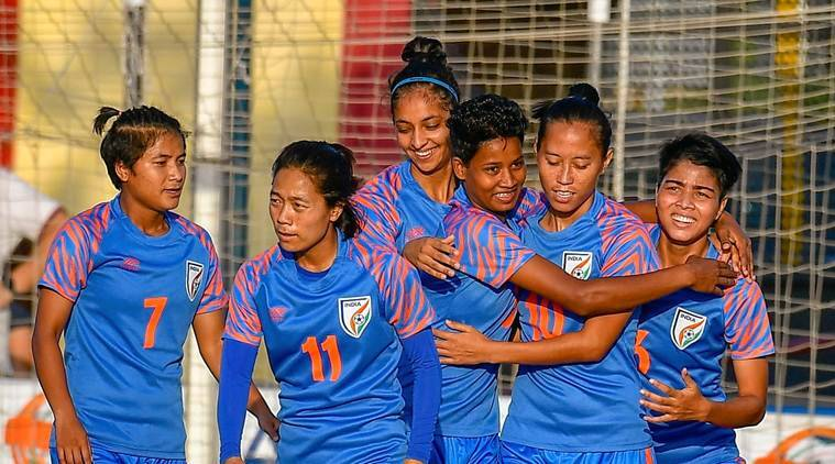 Indian women's team handed special third-placed trophy in COTIF Cup