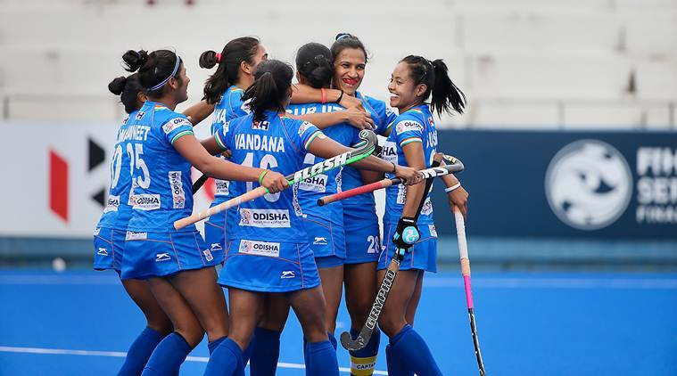 Indian women enter final of Olympic test event