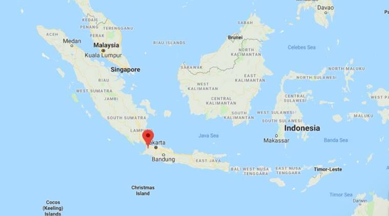 Indonesia: Four dead after earthquake hits off Java island