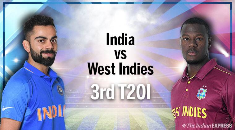 India Vs West Indies 3rd T20i Highlights India Clinch The