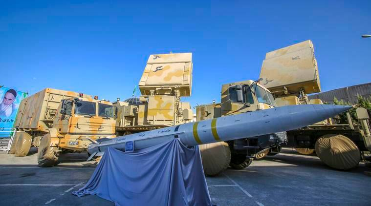 Amid rising tensions with US, Iran unveils home-grown missile defence system