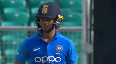 Ishan Kishan, Ishan Kishan fifty, India A vs South Africa A 2nd ODI, IND A vs SA A 2nd ODI, South Africa A tour of India, cricket news