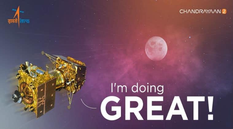 chandrayaan-2, chandrayaan-2 spacecraft, chandrayaan-2 orbit, chandrayaan-2 lunar orbit, chandrayaan-2 moon orbit, chandrayaan-2 enters moon orbit, chandrayaan-2 enters lunar orbit, chandrayaan-2 landing, chandrayaan-2 moon landing, chandrayaan-2 soft landing