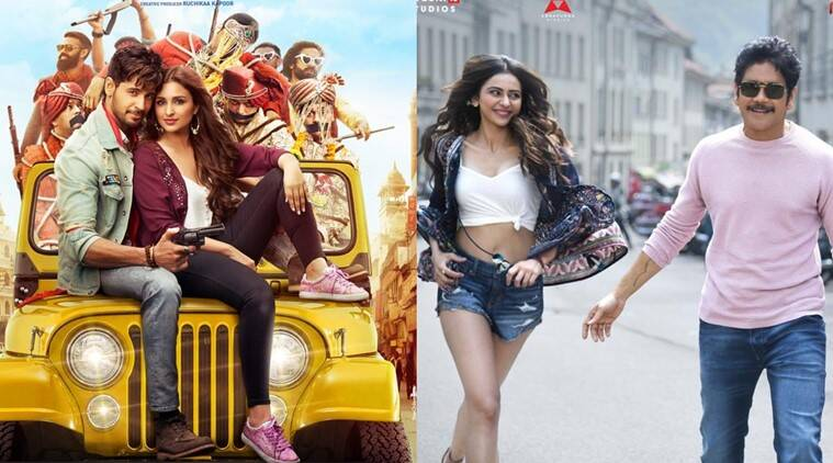Jabariya Jodi review, Manmadhudu 2 review