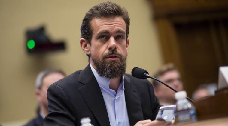 Twitter CEO Jack Dorsey's account apparently hacked