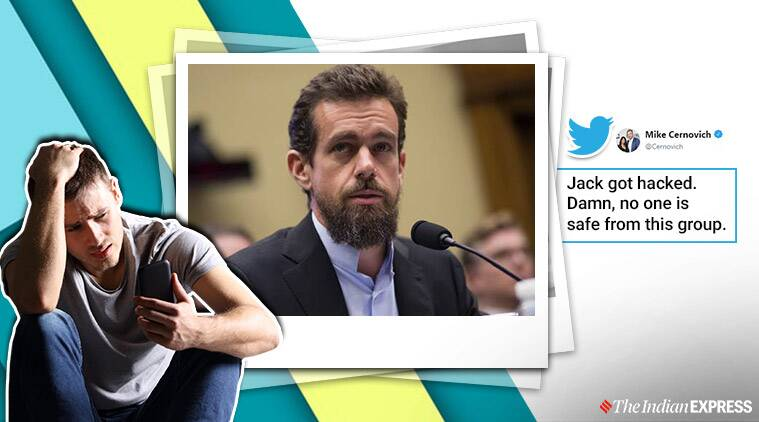 'We are all doomed': Netizens react after Twitter CEO Jack Dorsey's account gets hacked