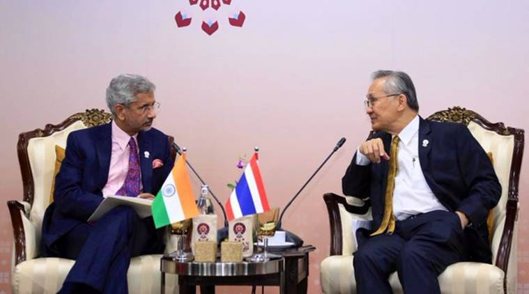 MEA Jaishankar on two-day Thailand visit for meetings of regional forums