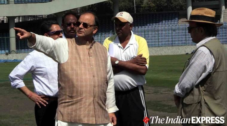 Arun Jaitley's love for cricket and his association with DDCA