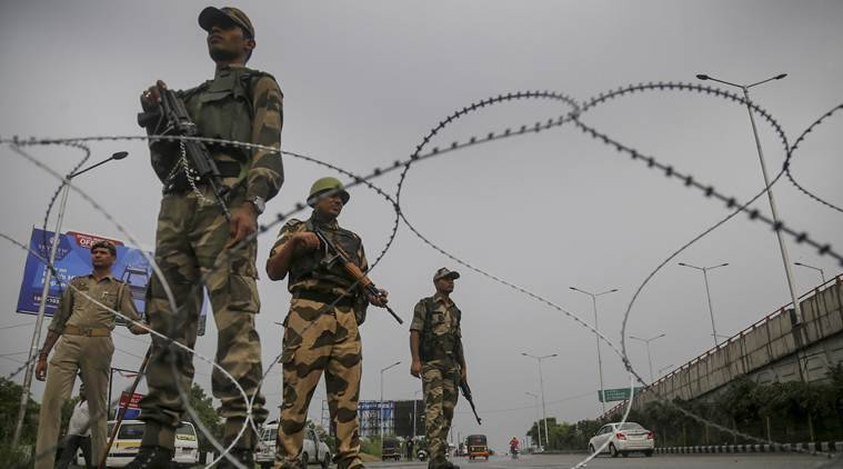 J-K Police seize mortar shells under bridge on Jammu-Pathankot highway