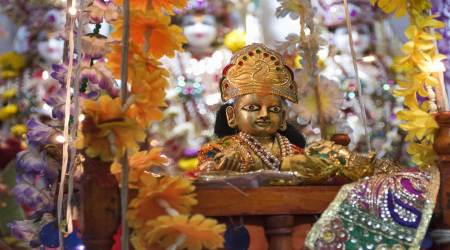 Janmashtami in India 2019, Indian Express