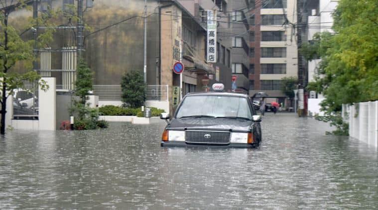 japan rains, south japan floods, kyushu floods, japan flood news, japan flood death toll, japan news