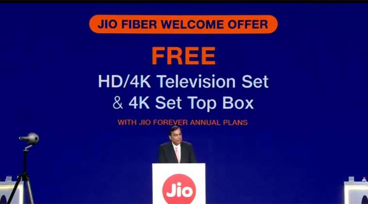 JioFiber, JioFiber plans, JioFiber release, Reliance JioFiber speed, Reliance JioFiber price, JioFiber free calls, JioFiber Welcome Offer, JioFiber Free TV, JioFiber internet speeds